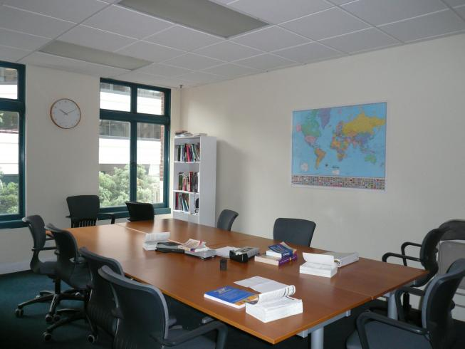 Salle de classe executives
