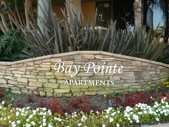 Appartement Bay Point